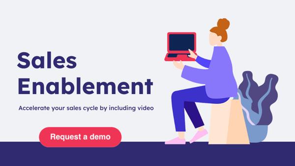 CTA - Sales Enablement Demo