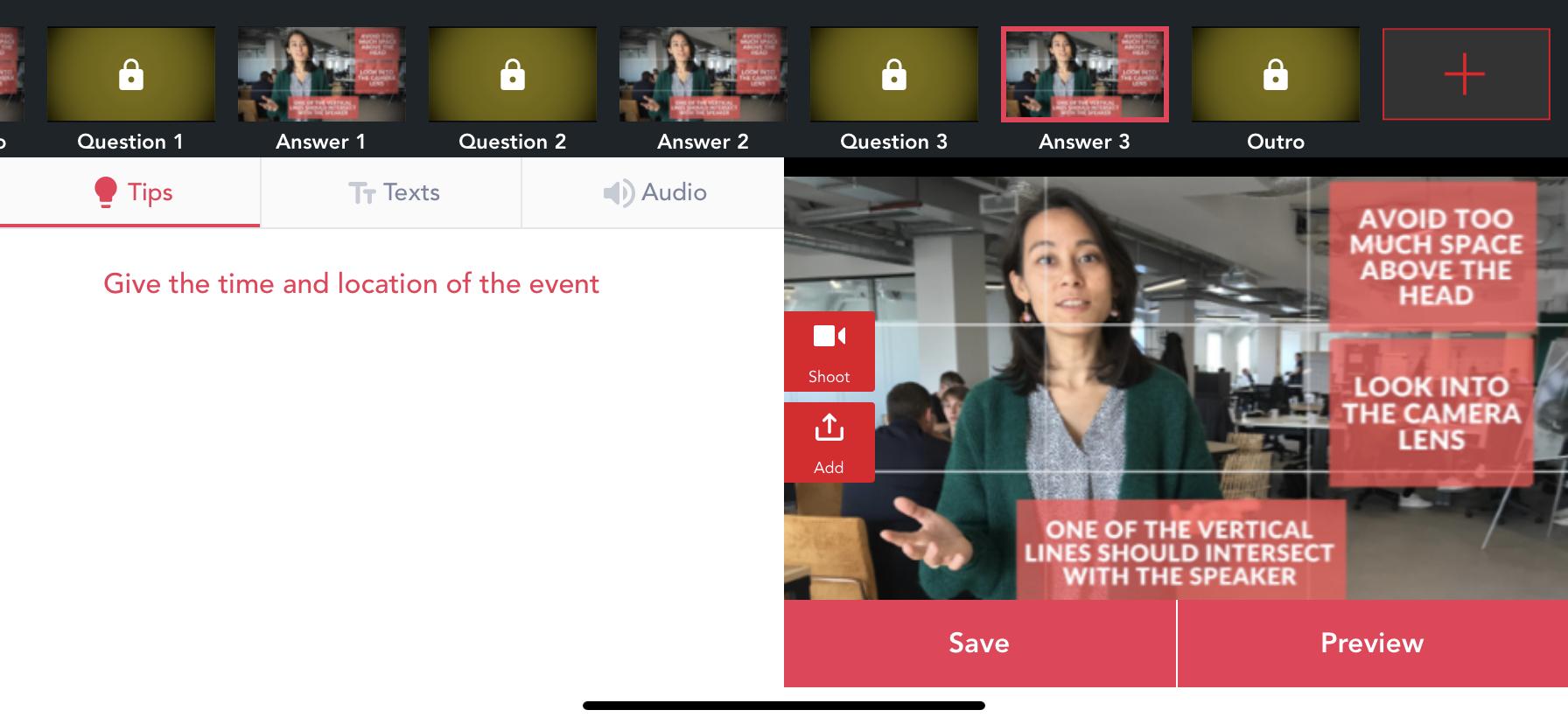 Marketing Comms Event Teaser